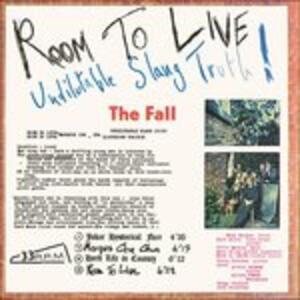 Room to Live - Vinile LP di Fall