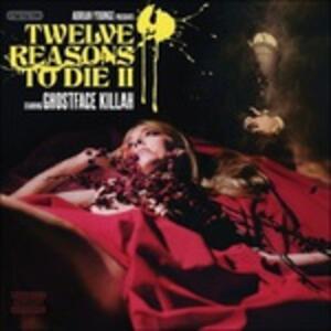 Twelve Reasons to Die II - Vinile LP di Ghostface Killah