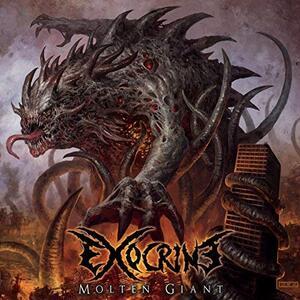 Molten Giant - CD Audio di Exocrine