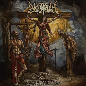 Martyrium - CD Audio di Bloodtruth