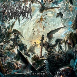 Unholy Requiem - CD Audio di Pyrexia