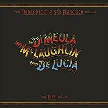 Friday Night - Vinile LP di Paco De Lucia,Al Di Meola,John McLaughlin