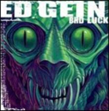 Bad Luck - CD Audio di Ed Gein