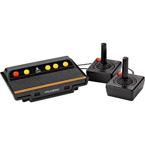 Atari Flashback 8 Nero, Arancione, Rosso - 2