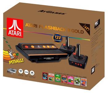 Atari Flashback 8 Gold HD (120 giochi) - 5