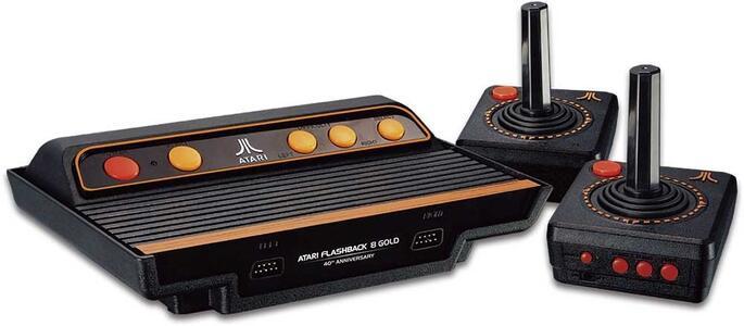 Atari Flashback 8 Gold HD (120 giochi) - 6