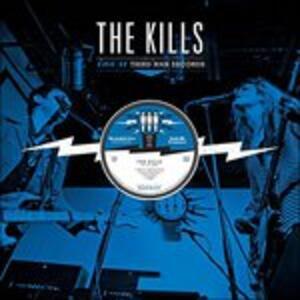 Live at Third Man Records - Vinile LP di Kills