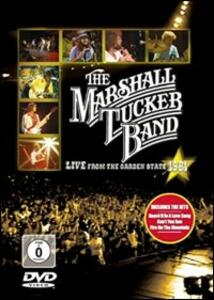 Marshall Tucker Band. Live from the Garden State 1981 - DVD