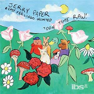 Toon Time Raw - Vinile LP di Jerry Paper