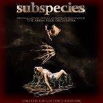 Cover CD Colonna sonora Subspecies