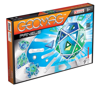 Giocattolo Geomag Panels. 180 pezzi Geomag 0