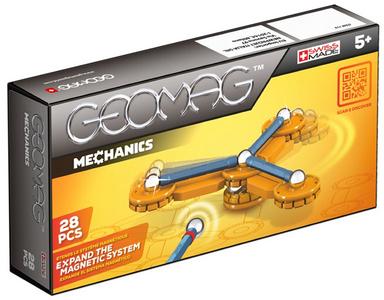 Giocattolo Geomag Mechanics 26 Pz. Geomag 0