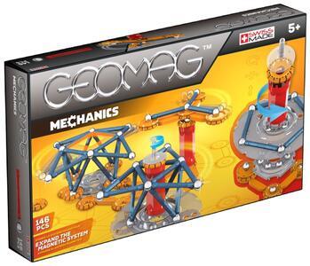 Geomag Mechanics 146 pezzi - 2