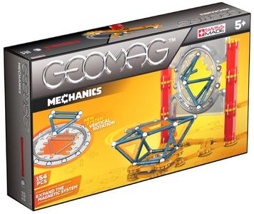 Giocattolo Geomag Mechanics 168 Pz. Geomag 0