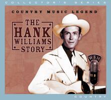 The Story - CD Audio di Hank Williams