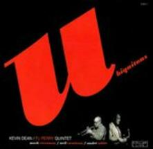 Ubiquitous - CD Audio di P.J. Perry,Kevin Dean