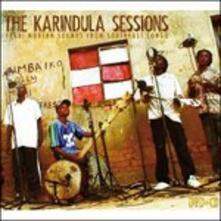 Karindula Sessions - CD Audio + DVD