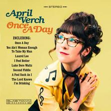 Once a Day - CD Audio di April Verch