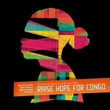 Raise Hope For Congo - CD Audio