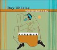Singles A's & B's - CD Audio di Ray Charles