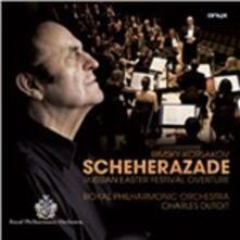 Scheherazade - CD Audio di Nikolai Rimsky-Korsakov,Charles Dutoit,Royal Philharmonic Orchestra,Clio Gould
