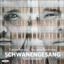 Schwanengesang D957 - CD Audio di Franz Schubert