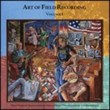 Art of Field Recording vol.1 - CD Audio