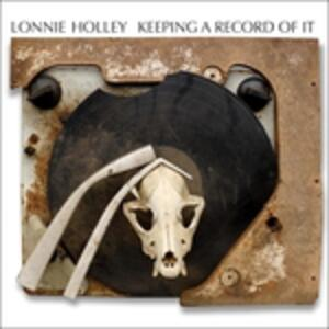 CD Keeping a Record of it Lonnie Holley