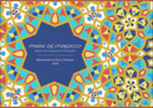 Music of Morocco. Recorded by Paul Bowles 1959 (+ Book) - CD Audio