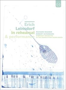 Erich Leinsdorf. In Rehearsal And Performance - DVD