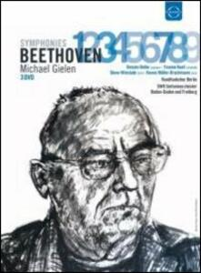 Beethoven. Sinfonie complete (3 DVD) - DVD