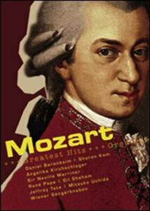 Wolfgang Amadeus Mozart. Greatest Hits - DVD