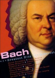 Johann Sebastian Bach. Greatest Hits - DVD