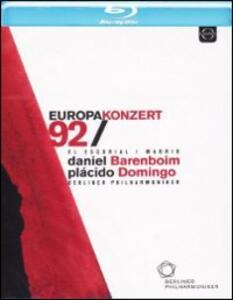 Europakonzert 1992 - Blu-ray