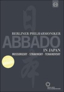 Claudio Abbado. The Berliner Philharmoniker in Japan - DVD