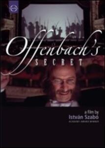 Offenbach's Secret di István Szabó - DVD