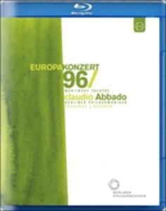 Europakonzert 1996 from St. Petersburg - Blu-ray