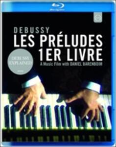Claude Debussy. Les preludes. 1er livre - Blu-ray