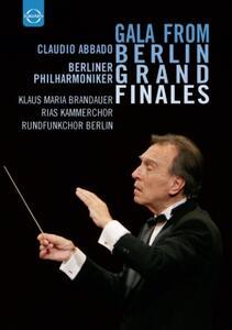Gala From Berlin Grand Finales - DVD