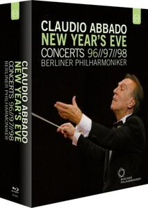 New Year's Eve Concerts 96/97/98 (3 Blu-ray)