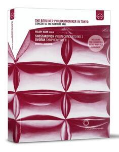 The Berliner Philharmoniker in Tokyo - DVD