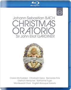 Johann Sebastian Bach. Weihnachts-Oratorium BWV 248. Oratorio di Natale - Blu-ray
