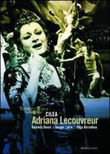 Francesco Cilea. Adriana Lecouvreur - DVD