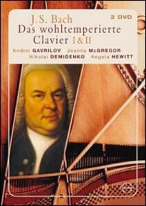 Johann Sebastian Bach. Il clavicembalo ben temperato - DVD