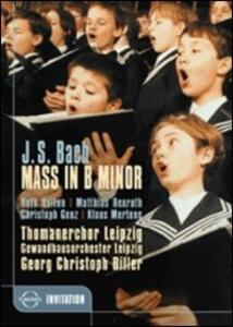 Johann Sebastian Bach. Mass In B Minor. Messa in Si minore BWV 232 - DVD