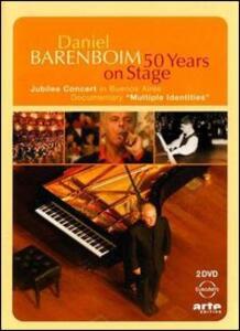 Daniel Barenboim. 50 Years On Stage - DVD