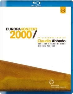 Europakonzert 2000 from Berlin - Blu-ray