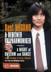 Kent Nagano. A Night of Rhythm And Dance - DVD