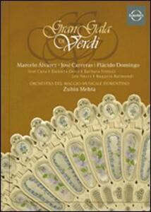 Verdi Gala. Greatest Opera. Arias by Giuseppe Verdi - DVD