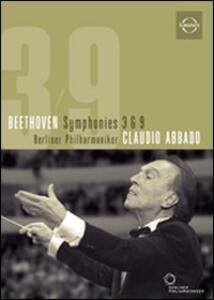 Ludwig van Beethoven. Symphonics 3 & 9 - DVD